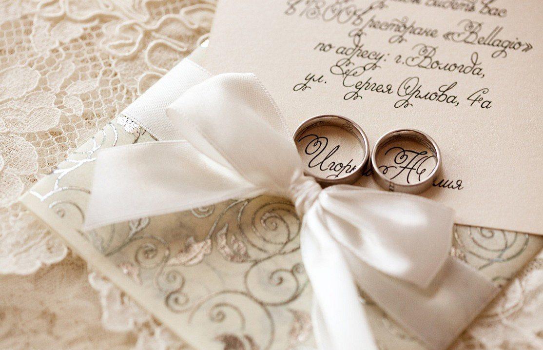организация свадьба